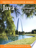 Java for Programmers