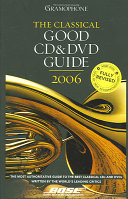 The Classical Good Cd Dvd Guide 2006