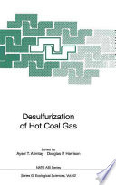 Desulfurization of Hot Coal Gas Book