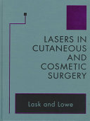 Lasers In Cutaneous And Cosmetic Surgery Book PDF
