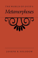 The World of Ovid s Metamorphoses