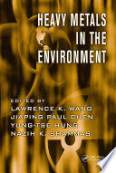 Heavy Metals in the Environment Book