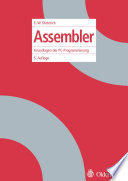 Assembler  : Grundlagen der PC-Programmierung