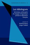 Les Idéologues [Pdf/ePub] eBook