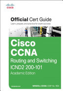 Cisco CCNA Routing and Switching ICND 200-101