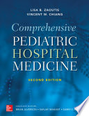 Comprehensive Pediatric Hospital Medicine  Second Edition