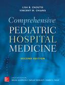 Comprehensive Pediatric Hospital Medicine  Second Edition