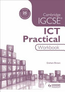 Books - Cam/Ie Igcse Ict Practical Workbook | ISBN 9781471890376
