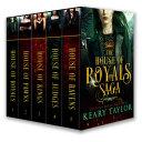 The House of Royals Saga Pdf/ePub eBook