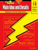 Power Practice: Main Idea and Details, Gr. 1-2, eBook