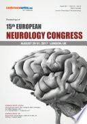 Proceedings of 15th European Neurology Congress 2017