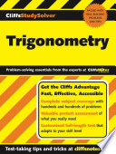 CliffsStudySolver Trigonometry