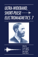 Pdf Ultra-Wideband, Short-Pulse Electromagnetics 7