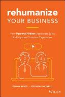 Rehumanize Your Business Pdf/ePub eBook