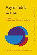 Asymmetric Events