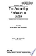 The Accounting Profession in [name of Country].: Japan