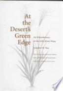 At the Desert's Green Edge