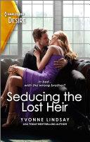 Seducing the Lost Heir Pdf/ePub eBook