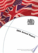 Fifty Eighth Annual Report Of The Marshall Aid Commemoration Commission For The Year Ending 30 September 2011 Book PDF