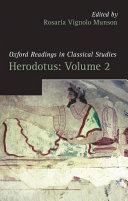 Herodotus: Volume 2
