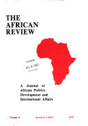 The African Review Book PDF