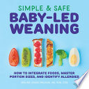 Simple & Safe Baby-led Weaning