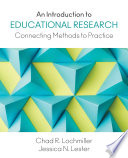 An Introduction to Educational Research Book