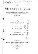 Captain Marryat s Novels
