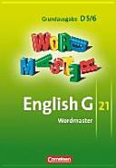 English G 21 Grundausgabe D 5/6: 9./10. Schuljahr. Wordmaster