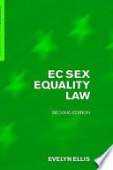 EC Sex Equality Law