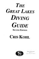 Pdf The Great Lakes Diving Guide