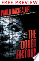 The Doubt Factory   FREE PREVIEW  The First 7 Chapters