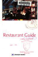 Pdf The Restaurant Guide