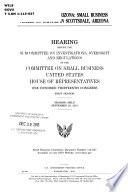 Field Hearing in Arizona