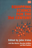 Equipping Science for the 21st Century