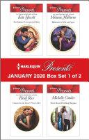 Harlequin Presents   January 2020   Box Set 1 of 2