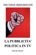 La pubblicità politica in tv