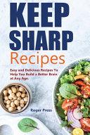 Keep Sharp Recipes