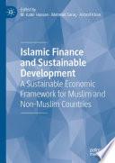 Islamic Finance And Sustainable Development