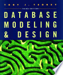 Database Modeling & Design