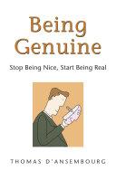 Being Genuine ebook