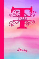 Pdf Talia Diary