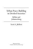 Urban Peacebuilding In Divided Societies