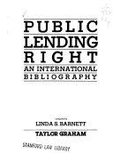Public Lending Right