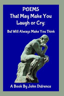 Poems That May Make You Laugh Or Cry