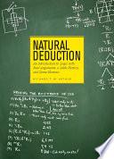 Natural Deduction