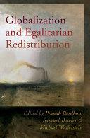 Globalization and Egalitarian Redistribution