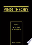 Ring Theory - Proceedings Of The Biennial Ohio State-denison Conference 1992