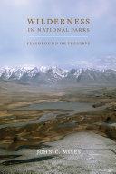 Wilderness in National Parks Pdf/ePub eBook
