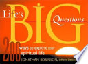 Life S Big Questions